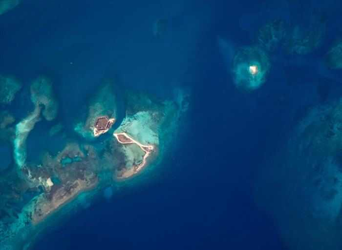 שמורת טבע במפרץ מקסיקו - טרוטוגס דריי