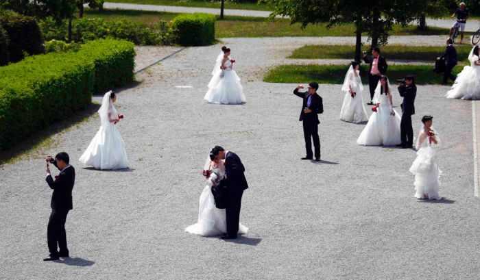 לאהבה אין גבול - תמונות חתונה מרחבי העולם!