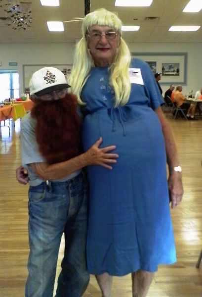 תמונות משעשעות של מבוגרים שיודעים להנות מהחיים