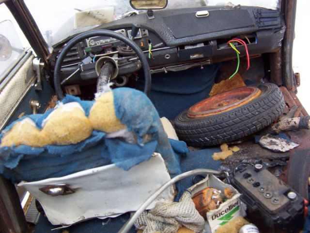 ייצור דגמי מכוניות ענתיקות מגרוטאות