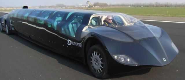 סופרבאס - אוטובוס ספורט יוקרתי