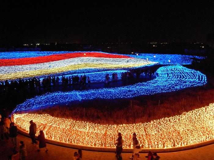 פסטיבל אורות יפני
