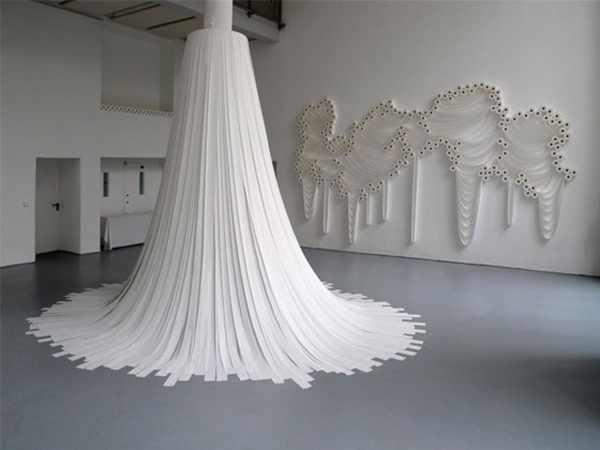 אמנות מנייר טואלט