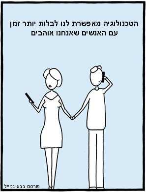 נפלאות הטכנולוגיה - קריקטורות מצחיקות!
