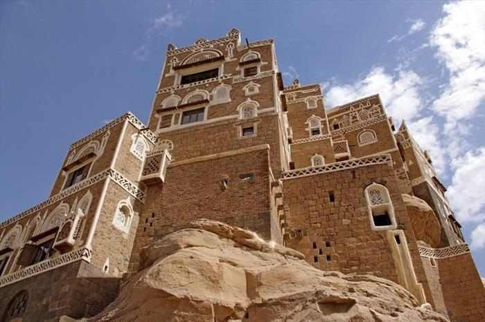 ארמון האימאם בתימן