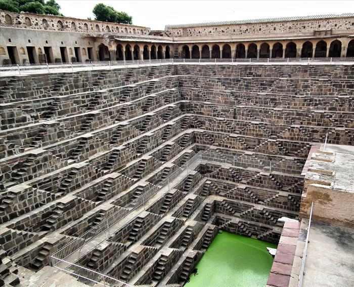 באר המדרגות של הודו