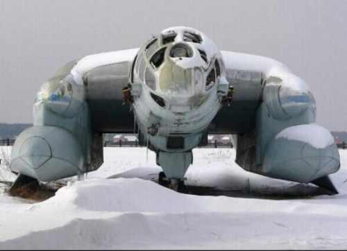 מטוסים מוזרים