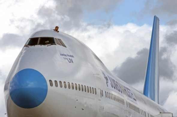 בואינג 747 הוסטל