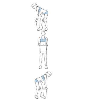 תרגילים לחיזוק גב תחתון