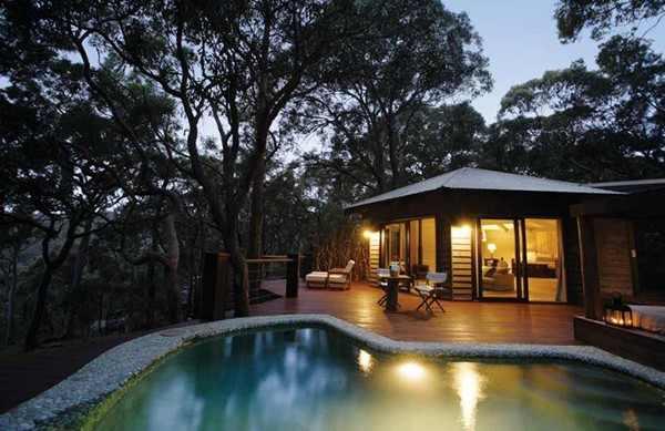 בית הנופש חוף יפה באוסטרליה