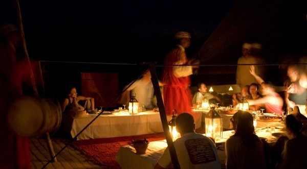 אירוח יוקרתי במרוקו