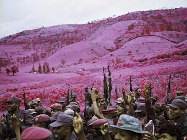 מלחמת האזרחים בקונגו מזווית אחרת