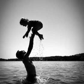 אבות וילדים - אוסף תמונות מחמם את הלב!