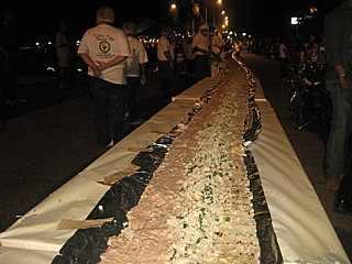 שיאי האוכל הגדולים בעולם!