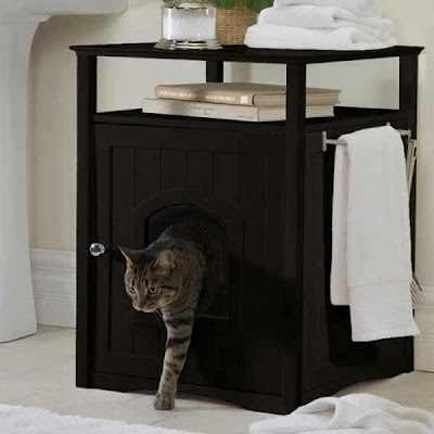 רהיטים לחתולים