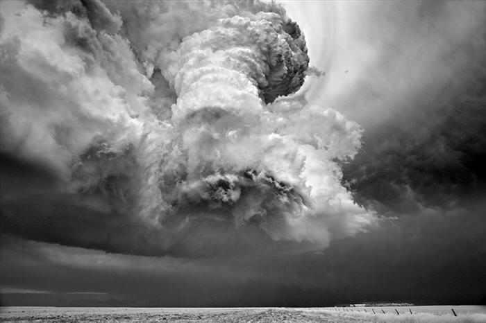 תמונות מדהימות של סערה
