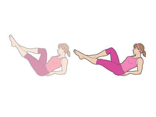 תרגילים לשרירי הבטן