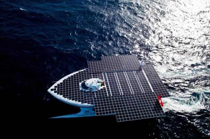 ספינה סולארית