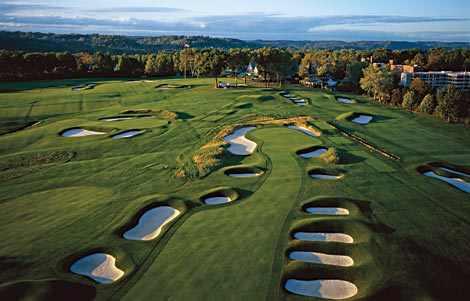 15 מגרשי הגולף האקסקלוסיביים בעולם!
