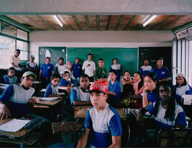 כיתות לימוד מסביב לעולם