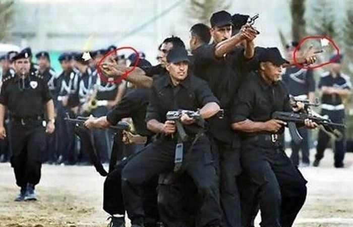 תמונות מצחיקות של חיילים