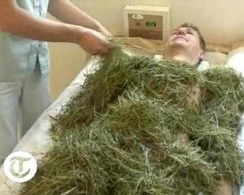 8 טיפולי הספא המוזרים בעולם!