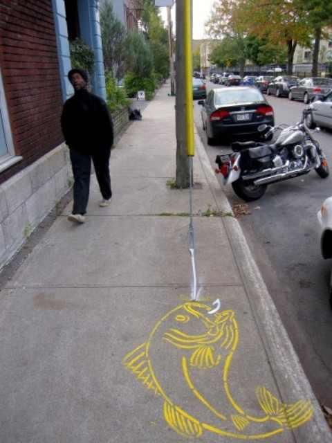 האמן שמשגע את מונטריאול