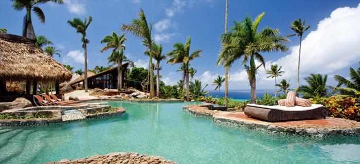 כפר נופש באיי פיג'י