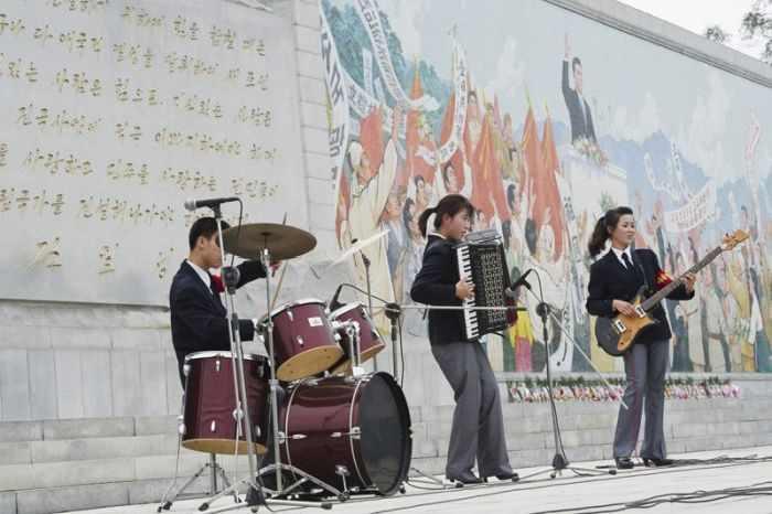 חיי היום יום בצפון קוריאה