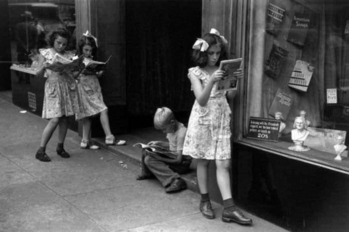 תמונות היסטוריות של ניו יורק