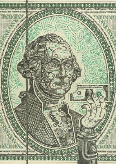 אמנות משטרות דולר