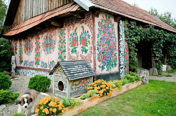כפר הפרחים הפולני