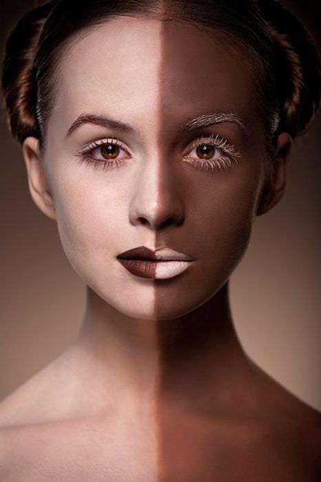 ציורי פנים מדהימים!