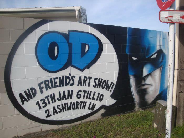 אמנות שבאה מהרחוב