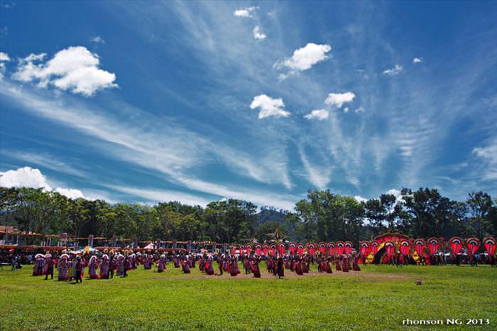 פסטיבל 7 השבטים של הפיליפנים