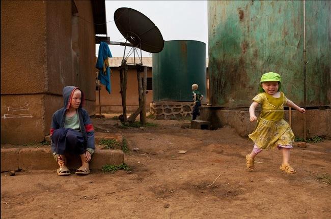 אפריקאי לבקן