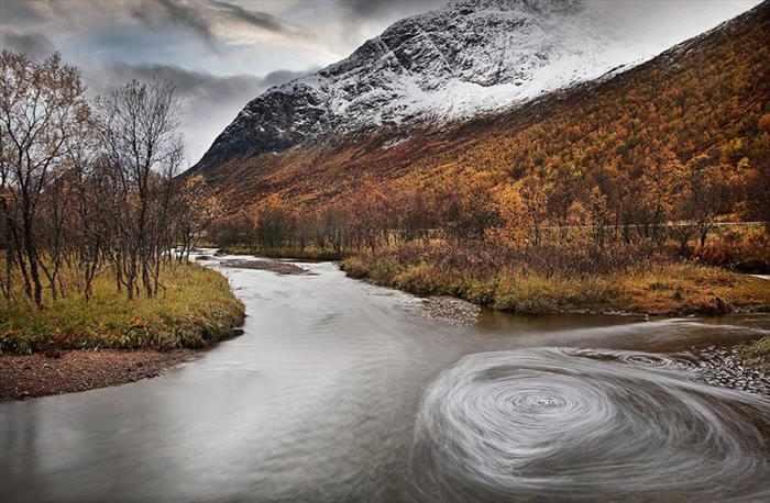 תמונות טבע ונוף מדהימות של פרדריק אודמון