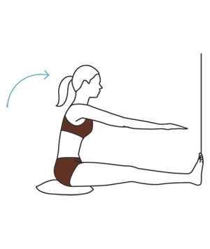 תרגילים לשחרור כפות רגליים כואבות