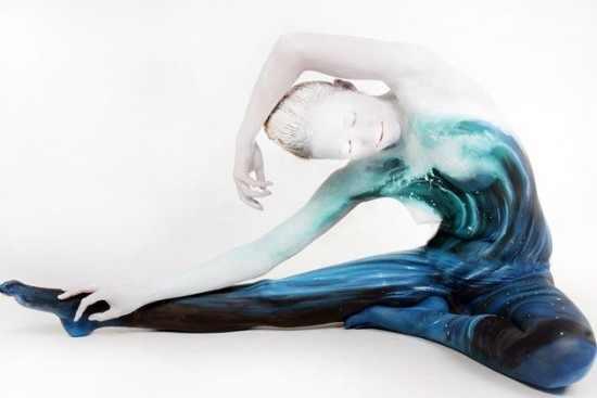 ציורי גוף של חיות