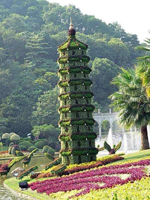 גינות מעוצבות בסין