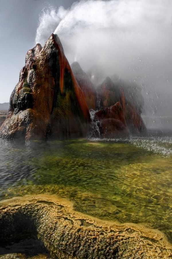 תמונות מדהימות של פליי גייזר בנבאדה