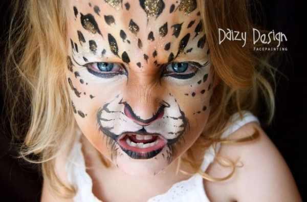 ציורי פנים מדהימים