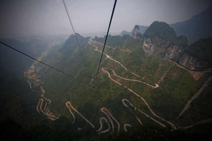 23 הדרכים היפות בעולם