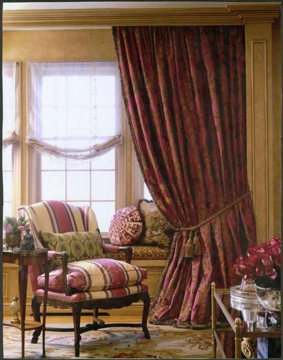 מושבי חלונות מקסימים