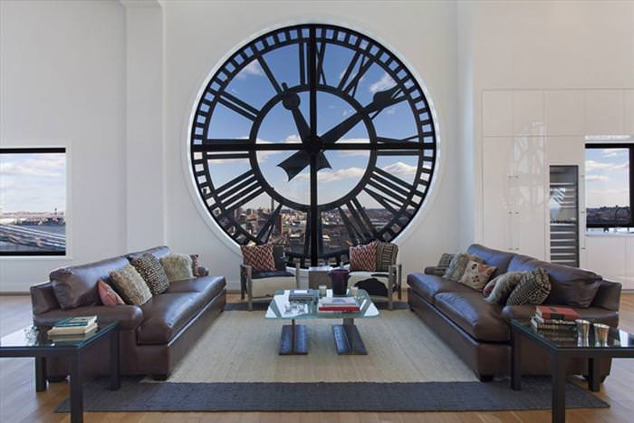 מגדל השעון שהפך לדירת פאר