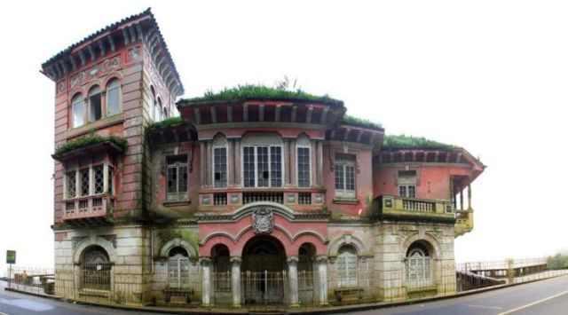 מלון נטוש בקולומביה הפך למוזיאון טבע