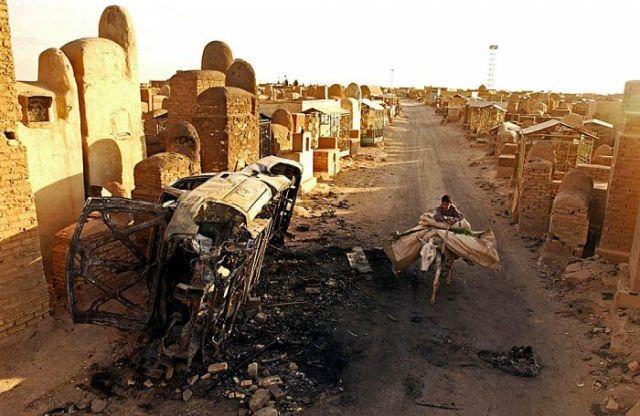 בית הקברות הגדול בעולם