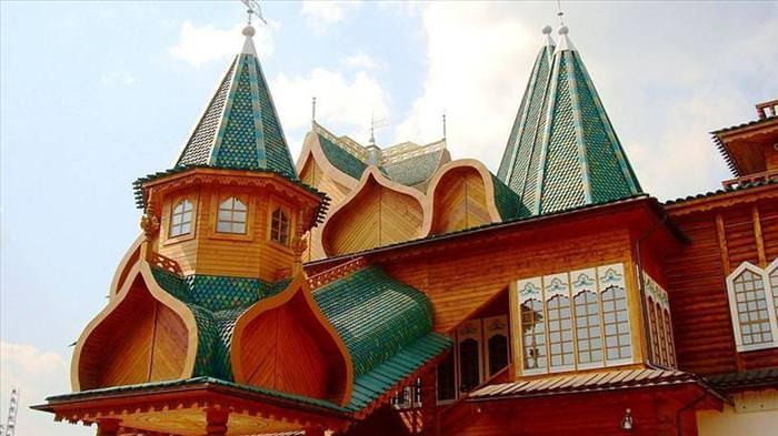 ארמון העץ קולומנסקויה