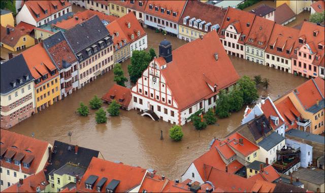 תנמונת משטפונות באירופה