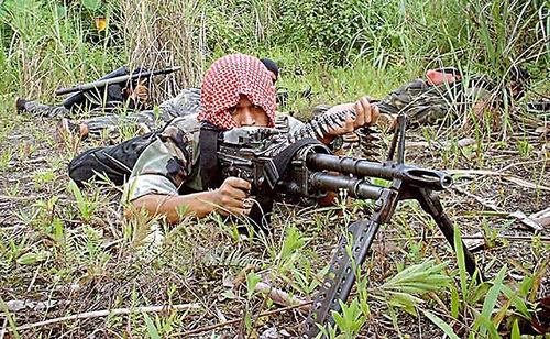 בין סלאפיה לג'האדיה - ארגוני הטרור באיזור
